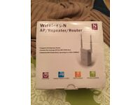 Wireless n mini router