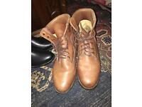 Panama Jacks brown boots / size 10/11 - hardly worn