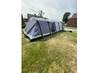 Kampa croyde 6 air beam tent 6 man