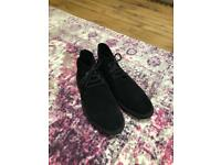 All saints men's desert boots new size 10