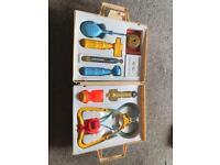 Vintage toy - Doctors kit