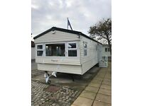 ***STATIC CARAVAN FOR SALE WITH 2017 SITE FEES***
