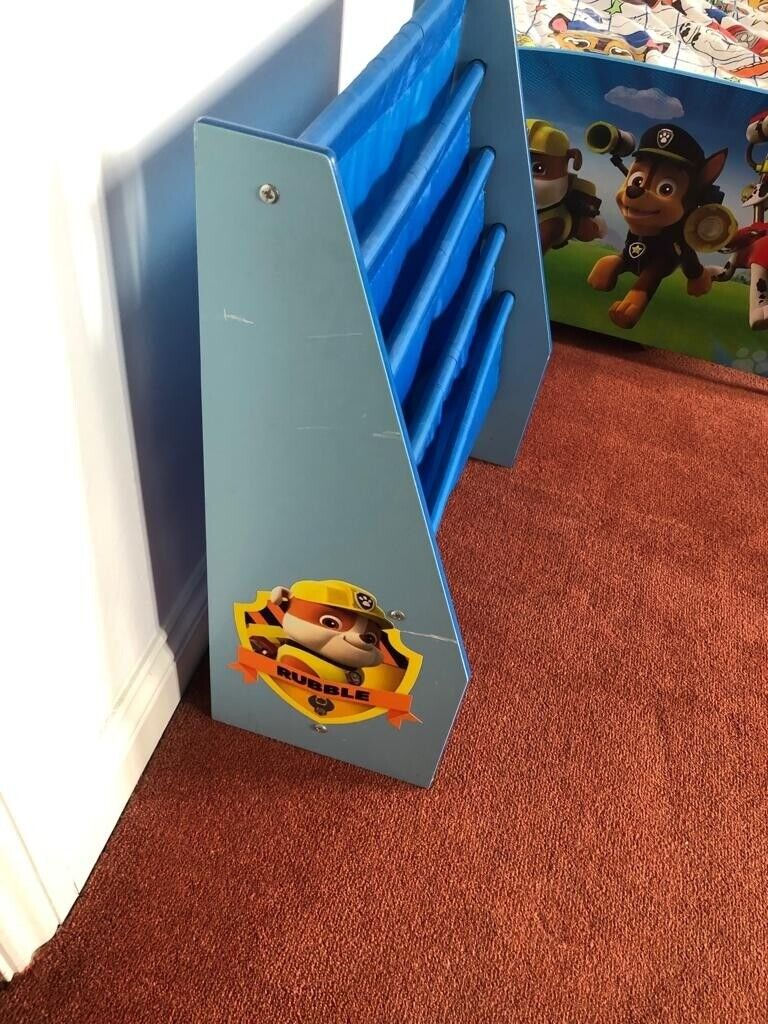 reputable site 64163 72ad0 Paw patrol childs sling bookcase | in Gosport, Hampshire | Gumtree