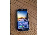 Samsung galaxy S4 unlocked -16gb
