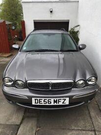 Jaguar XType SE, Only 52,800 Miles petrol 2.5L Estate 4wheel drive, 52,800 Miles