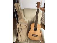 Tanglewood TWRT Roadster Travel Guitar