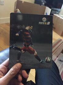 fifa 16 ps4 HARD COVER