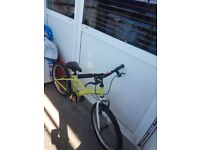 """2x 20"""" child bicycle btwin"""