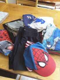 Boys clothes bundle age 5-6 years