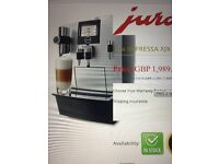 JURA XJ9 Proffesional Bean to Cup Machine