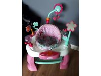 Minnie Mouse Baby Activity Jumper
