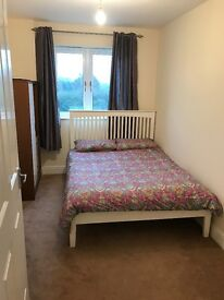 Fully Furnished Double Room - Available Now