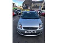 Ford Fiesta 1.2 Petrol 2007 MK6 Facelift 1.25 Style 3dr