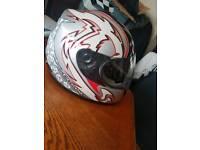 G-mac jaguar helmet