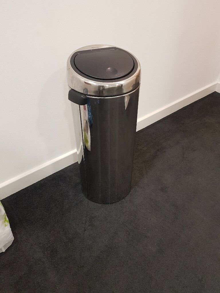Brabantia Touch Bin 30 Liter Mat.Brabantia Touch Bin 30 L Matt Steel In Croydon London Gumtree