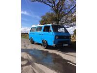 retro t25 Caravelle camper transporter t3 day van kombi combi vw cool mpv with 10 months mot