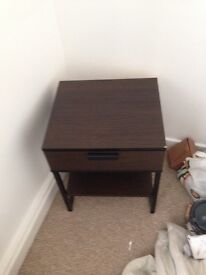 Trysill bedside tables x2