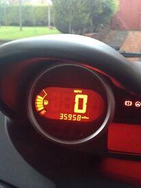 Renault twingo 61 reg 36000 miles