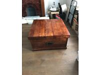 Storage Trunk for Sale- Used with some marks