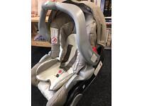Graco junior babies car seat