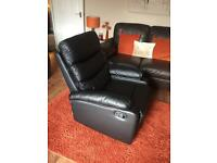 Reclining chair for sale.