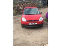Ford Fiesta van for sale