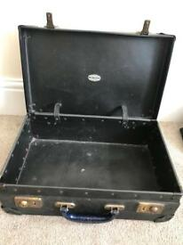 Vintage suitcase, wedding shabby chic, made in Sheffield