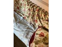 Laura Ashley curtains / SOLD