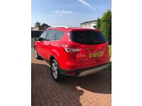 Ford Kuga 2.0 TDCi Station Wagon. Keyless start. 2 brand new front Michelin tyres.