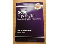 CGP GCSE AQA English - Understanding Non-Fiction Texts The Study Guide