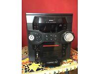 Mini stereo