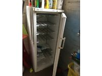 Large upright freezer £40