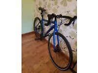 Voodoo Limba cyclocross bike. Barely used. 52 cm frame