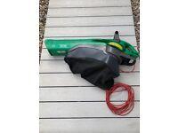 Performance Power GV750 Garden Vacuum with Leaf Shredder