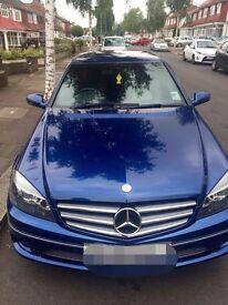 Mercedes-Benz Clc Class 1.6 CLC160 BlueEFFICIENCY Sport Blue 2dr