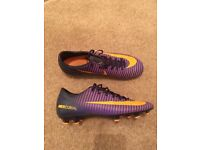 Kids Nike Mercurial football boots for sale