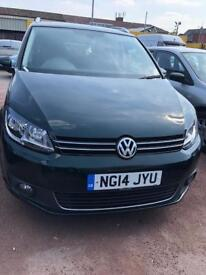 VW Touran 1.6 TDI Bluemotion