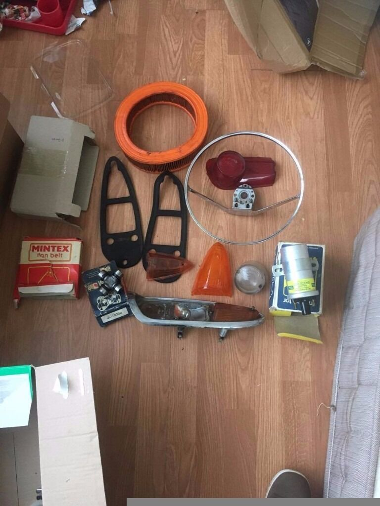Ford Zodiac And Zephyr MK3 Parts