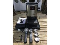 Gaggia Classic Coffee Machine (R18161) with Gaggia Knock-out Tray & Base included