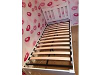 Single Bed & Mattress ideal for a child / teenager