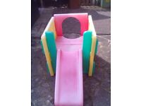 Little Tikes Junior Activity Cube with Slide - Roundhay Park Leeds 8 - Can Deliver