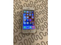 APPLE iPHONE SE UNLOCKED 64GB VG CONDITION BATTERY 91 PERCENT HEALTH