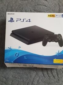 Ps4 500gb slim line