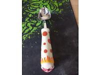 Twisted Metal Ice Cream Spoon
