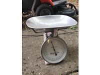 Waymaster period weighing scales