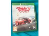 Need for speed payback Xbox one £15