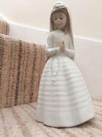"Lladro ""Bride"" figurine"