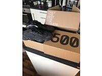 Yeezy 500 utility black uk9 100% genuine