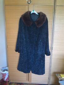 3 fur coats