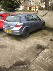 VAUXHALL ASTRA FOR BREAKING 1.6 petrol
